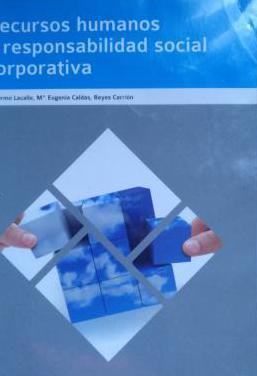 Libro de rrhh y responsabilidad social.