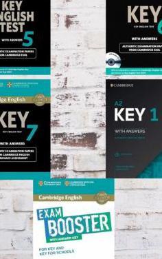 Pack libros test key - ket cambridge a2