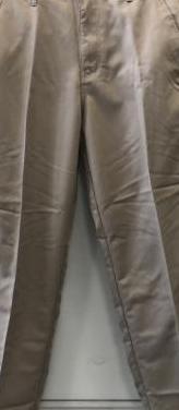 Pantalón de trabajo color caqui nuevo
