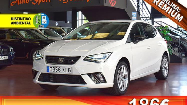 SEAT Ibiza 1.0 TGI S&S FR Eco Plus 90