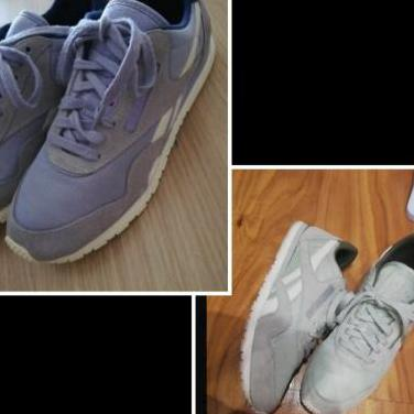 Lote zapatillas reebok original