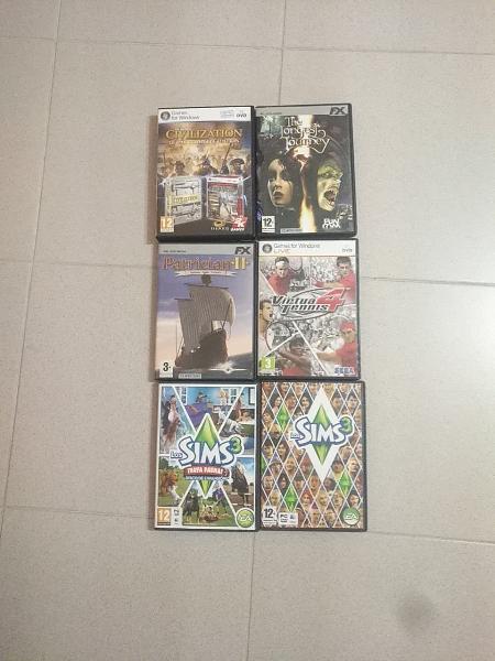 15 videojuegos de pc.