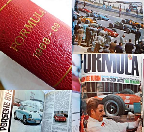 1968 - 69 formula - 776 paginas - tomo completo -