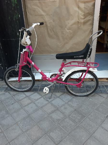 Bicicleta bh bicicross rosa hello kitty 629212996