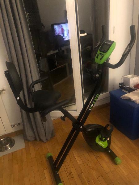 Bicicleta estática plegable nueva eco-de