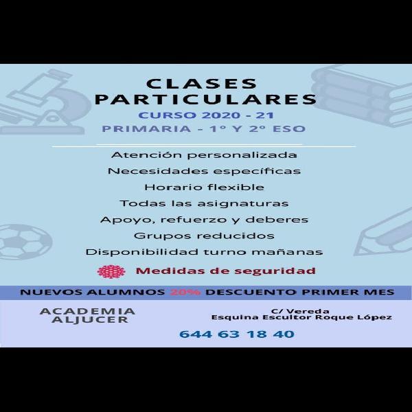 Clases Particulares Primaria Secundaria