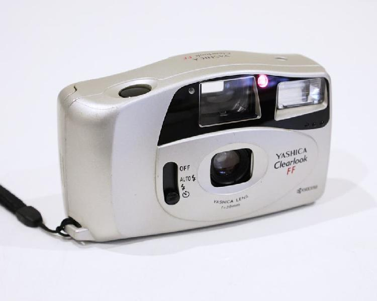 Cámara compacta analógica yashica clearlook ff