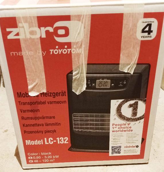 Estufas parafina eléctrica zibro laser