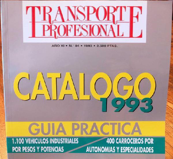 Lote 9 revistas 'transporte profesional' - envío
