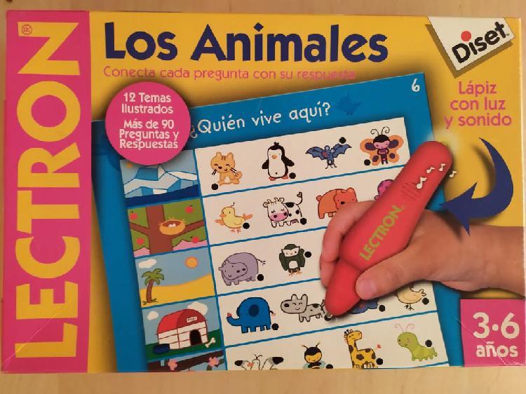 Lectron los animales (ref. b152)