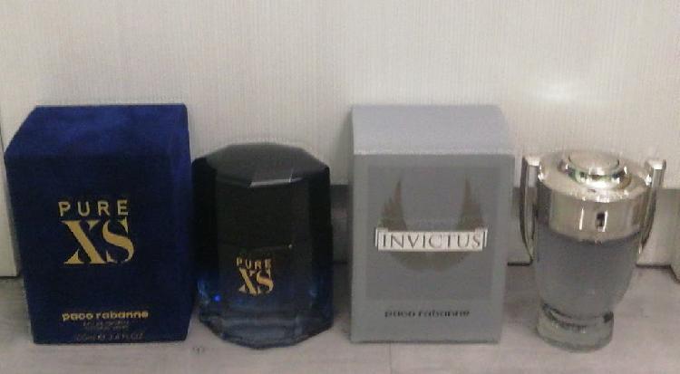 Lote Perfumes