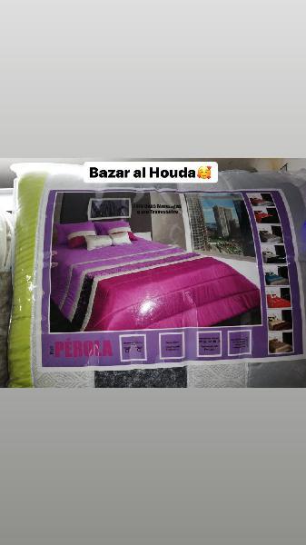 Mega oferta** colcha cama matrimonial envíos gra