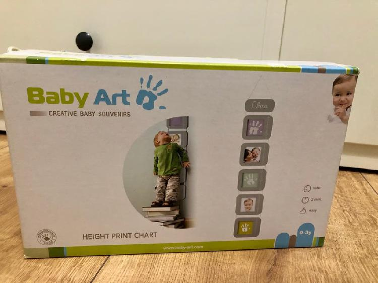 Medidor de altura de niños baby art