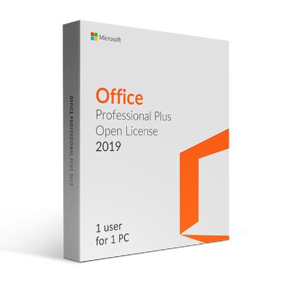 Microsoft office 2019 - licencia 1 pc de por vida