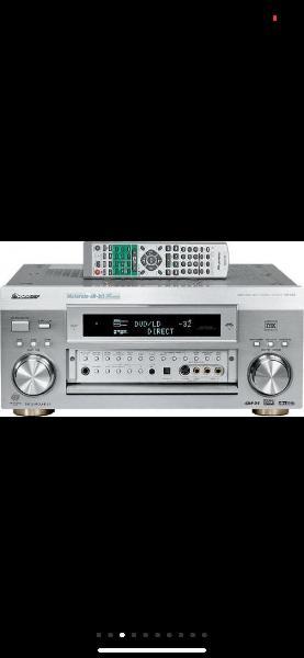 Pioneer vsx asx3 600 watts.