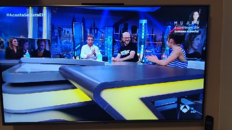 "Televisor smart tv lg 55"""