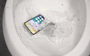 Tu iphone se mojo no lo tires, consultarnos