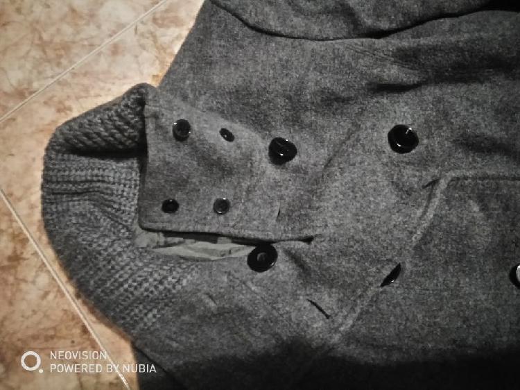 Abrigo mango suit m - l