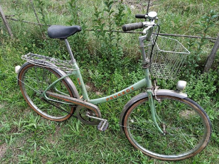 Bici peugeot para restaurar