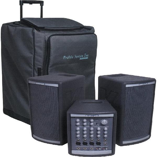 Equipo de musica amplificadores para varios microf