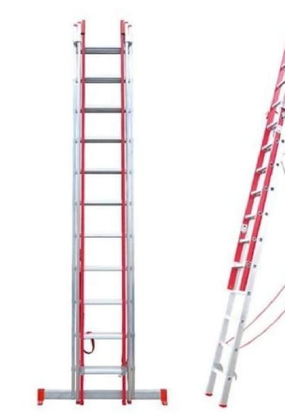 Escalera 2 tramos de 3mts/ud
