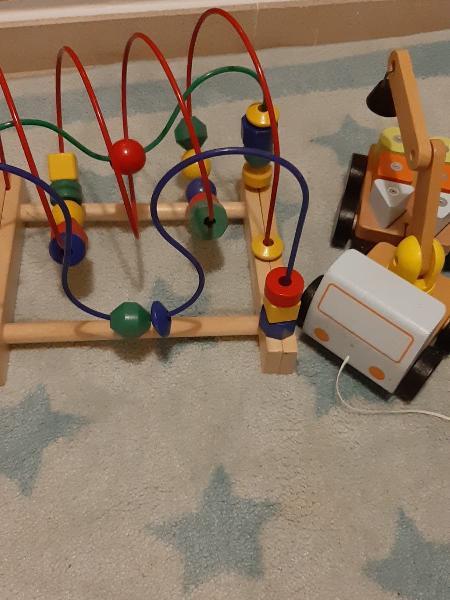 Juguetes madera ikea