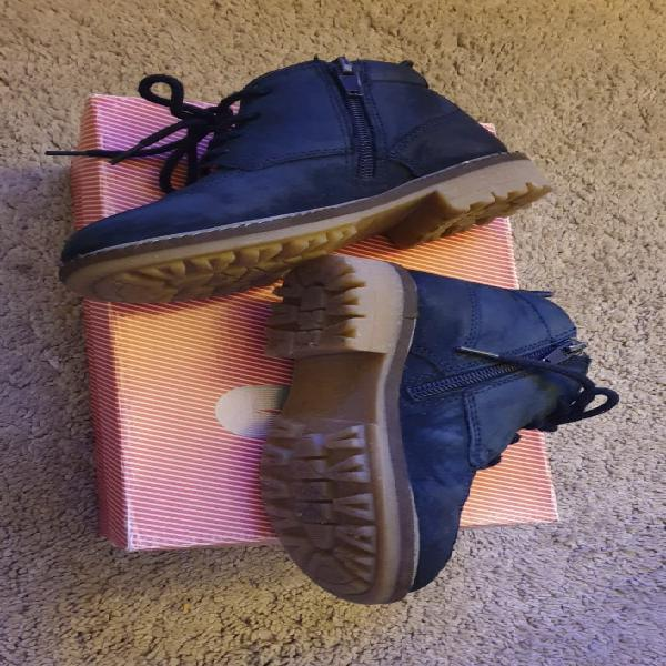 Zapatos botines niño talla 28