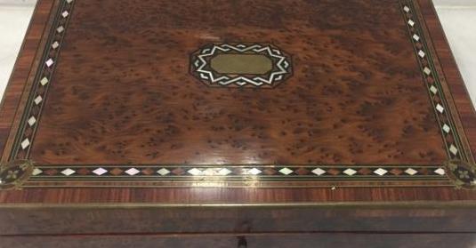 Caja juegos francia siglo xix