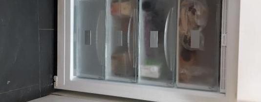 Cajones congelador liebherr