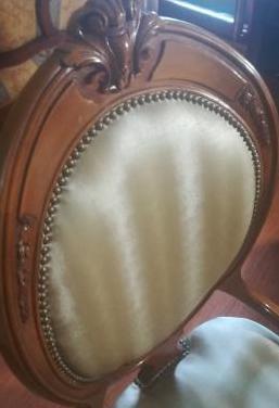 Conjunto de muebles de salon madera