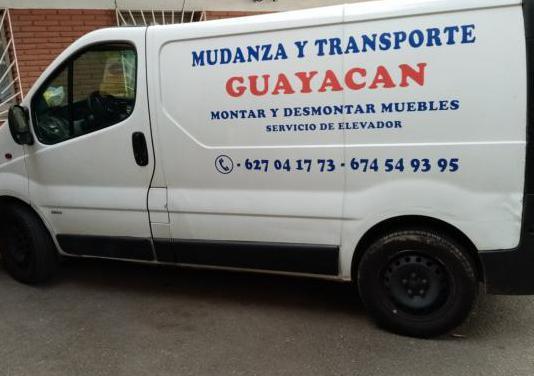 Mudanza guayacan
