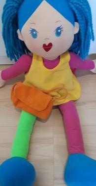 Muñeca para colgar espalda