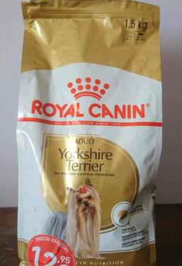 Pienso royal canin para yorkshire adulto