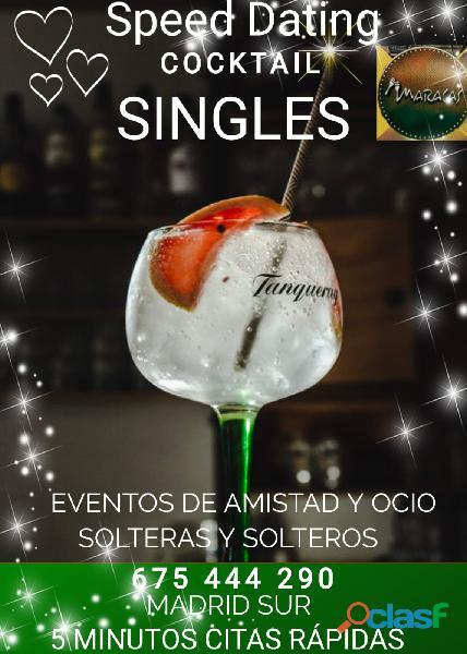 EVENTOS SINGLES EN MADRID   SALA MARACAS 1