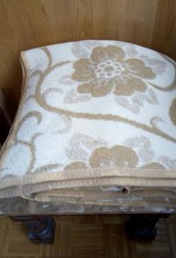 Mantas para cama de 1,'35 escorial