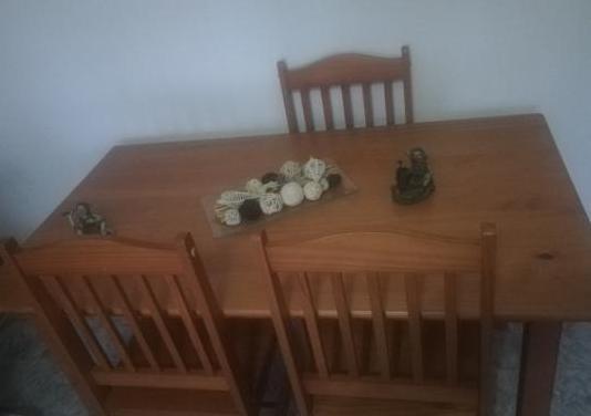 Mesa comedor sillas
