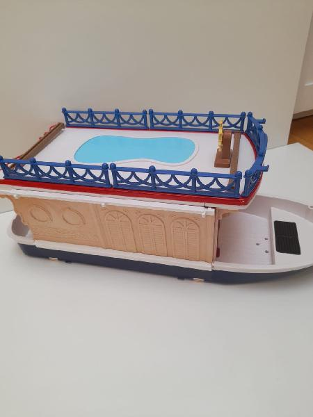 Crucero sylvanian families