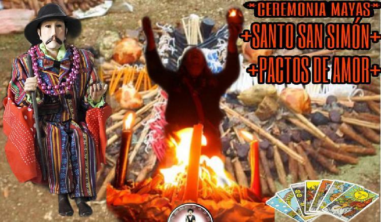 Esotérismo del sacerdote pedrito maya de samayac pactos