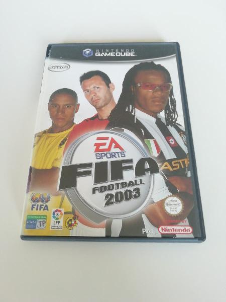 Fifa 2003 para gamecube