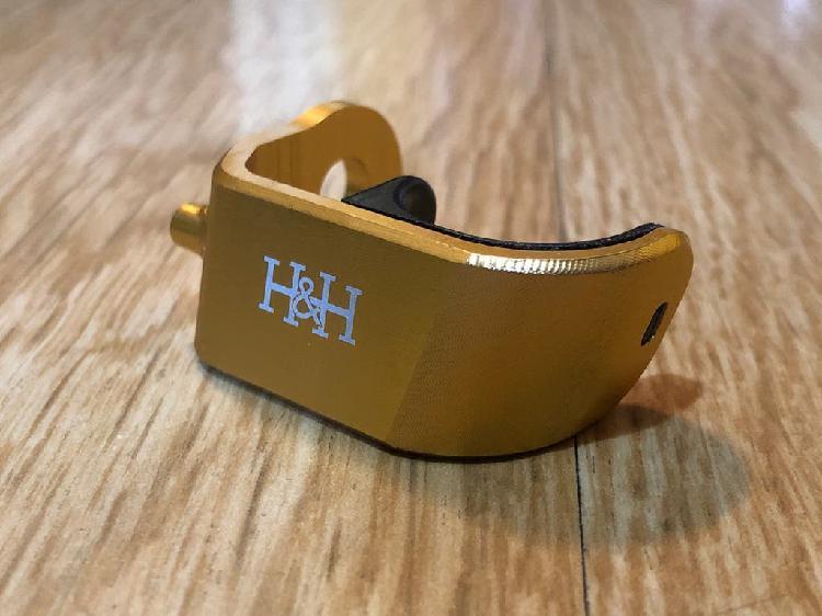 H&h gancho para brompton.