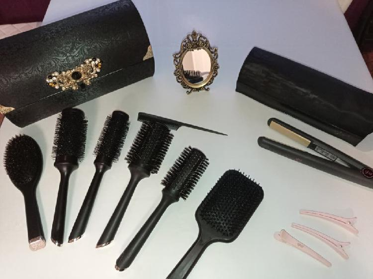 Lote completo ghd