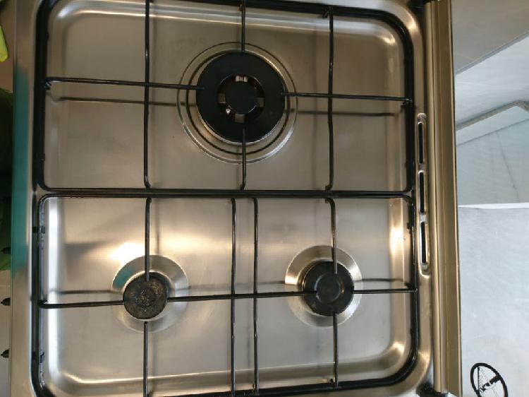 Meireles g 603 x cocina gas independiente 3 fuegos