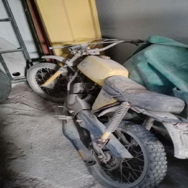 Moto puch minicross