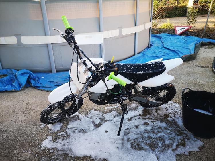 Pit bike malcor 125cc