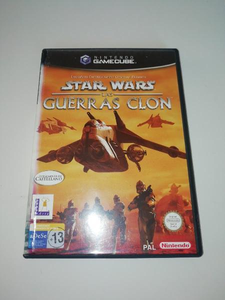 Star wars - las guerras clon para gamecube