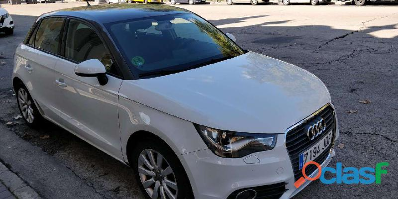 Audi a1 sportback 1.2 tfsi attraction