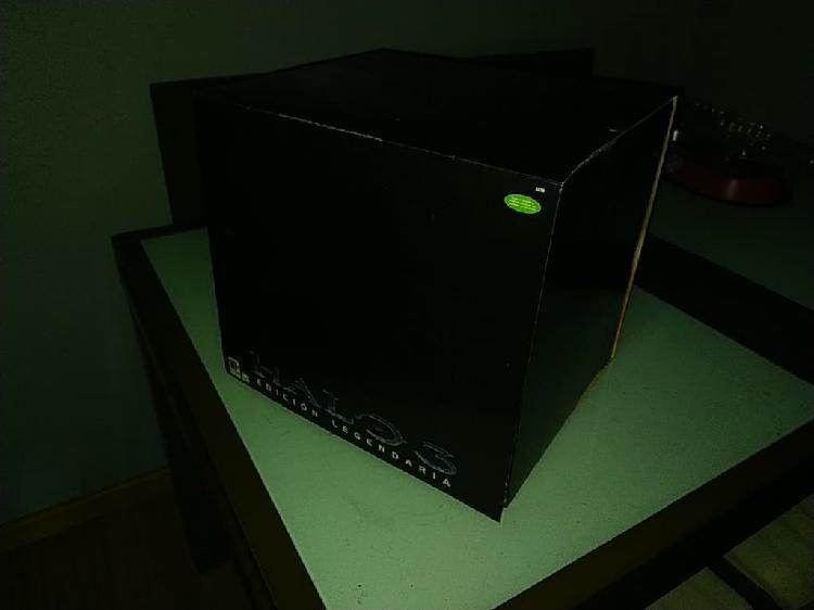Edición legendaria halo 3 casco xbox