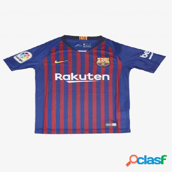 Camiseta futbol nike fcb junior