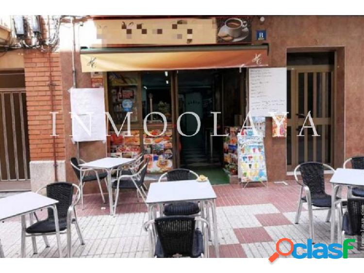 Traspaso bar panaderia con terraza en sant joan despi