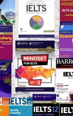 12 libros ielts general / academic inglés